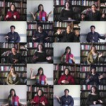 UBC students speak candidly in a documentary on Aboriginal issues in the classroom - video stills / collage Ann Gonçalves