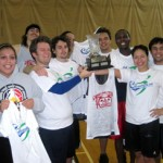 First Nations House of Learning Fusion Basketball Team