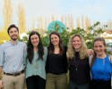 The 2013 FNSP Practicum Student Researchers.