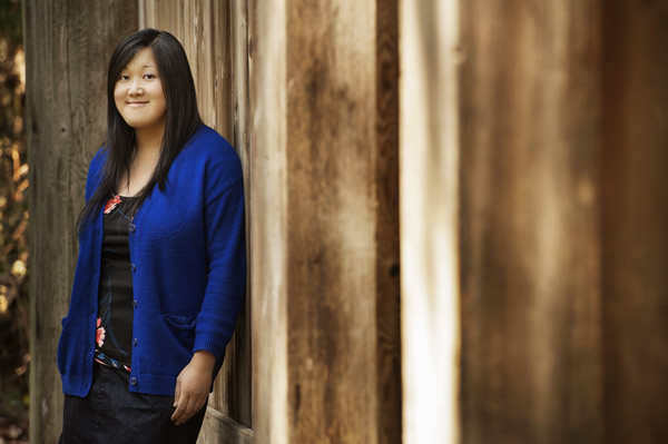 Shared past of Chinese farmers and Musqueam Nation unearthed by student Sarah Ling. Photograph by Martin Dee.