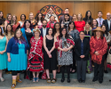 UBC Aboriginal Grads at the 2016 FNHL Graduation Celebration